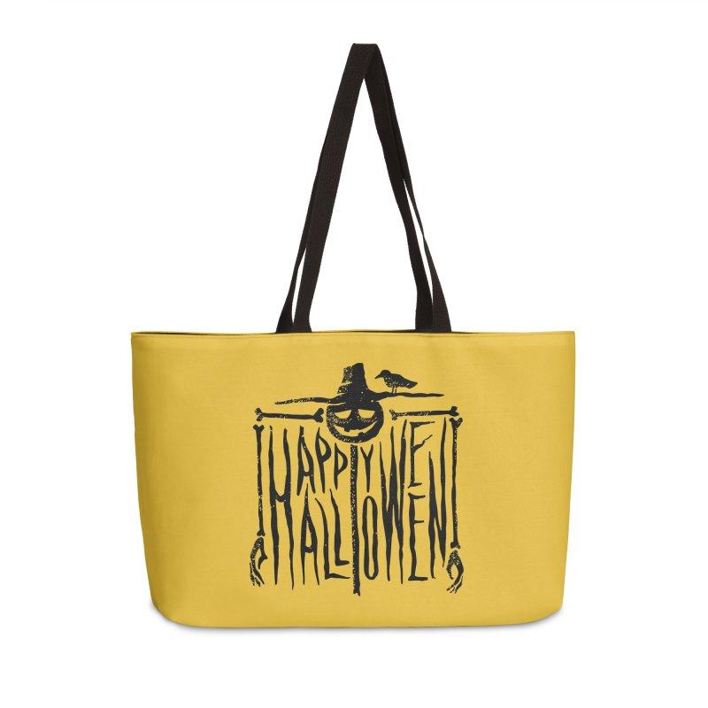 Scarecrow  Accessories Weekender Bag Bag by artfanat.shop