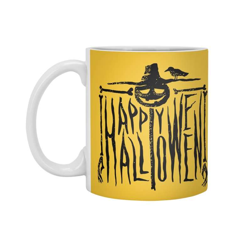 Scarecrow  Accessories Standard Mug by artfanat.shop