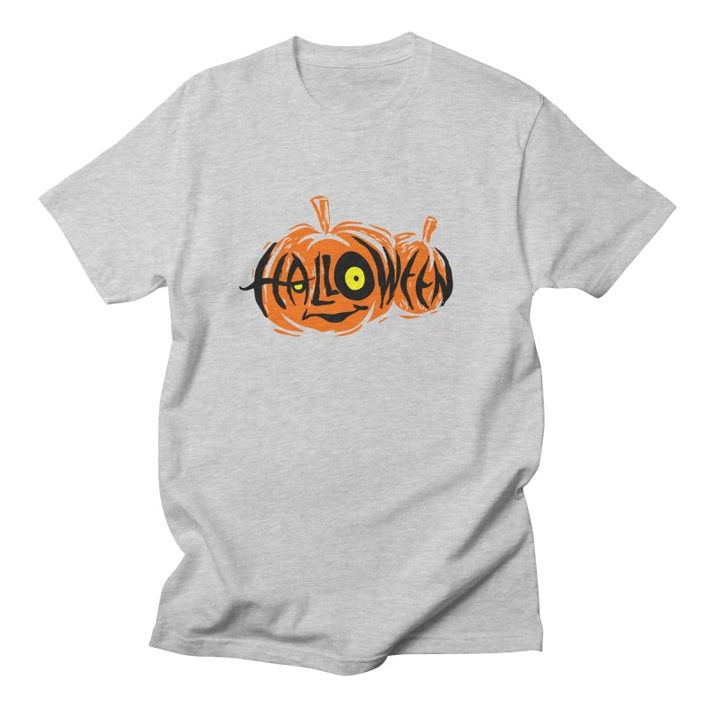 Pumpkin Women's Unisex T-Shirt by artfanat.shop