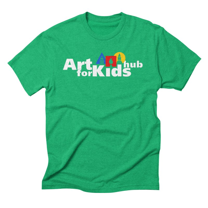 Art For Kids Hub Men's Triblend T-Shirt by Art For Kids Hub Store