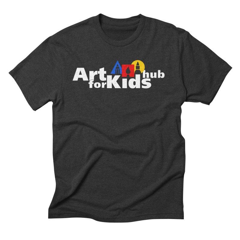 Art For Kids Hub Men's Triblend T-shirt by Art For Kids Hub Store
