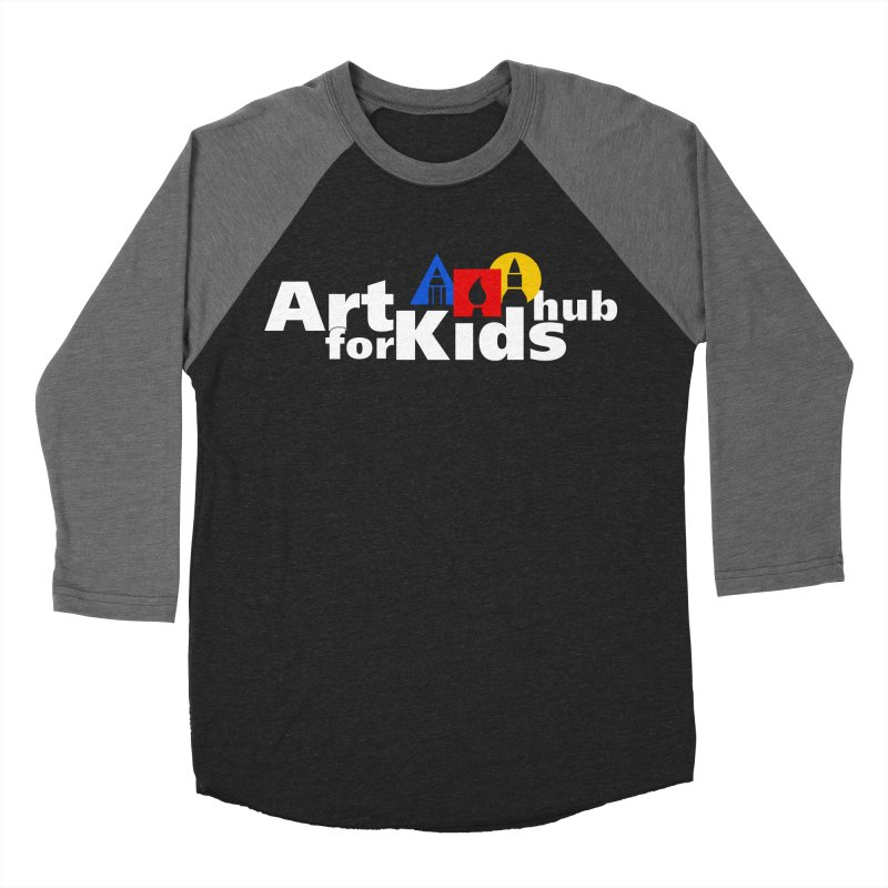 Art For Kids Hub Women's Baseball Triblend T-Shirt by Art For Kids Hub Store