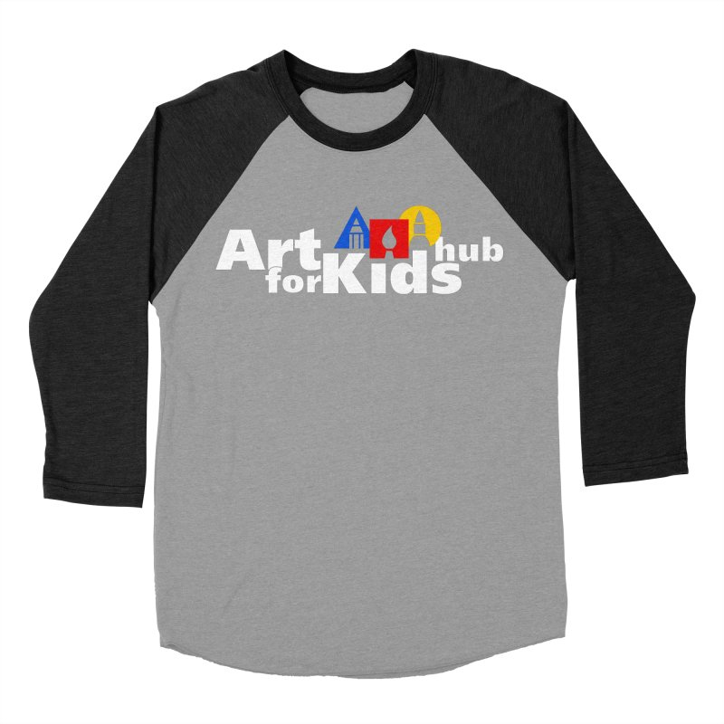 Art For Kids Hub Women's Baseball Triblend T-Shirt by Art For Kids Hub Store