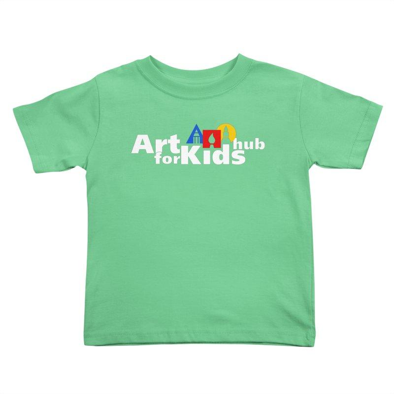 Art For Kids Hub Kids Toddler T-Shirt by Art For Kids Hub Store