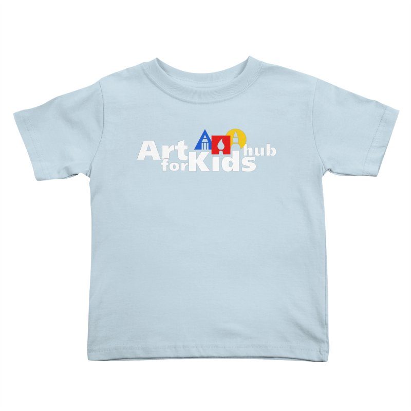 Art For Kids Hub Kids Toddler T-Shirt by Art For Kids Hub Store
