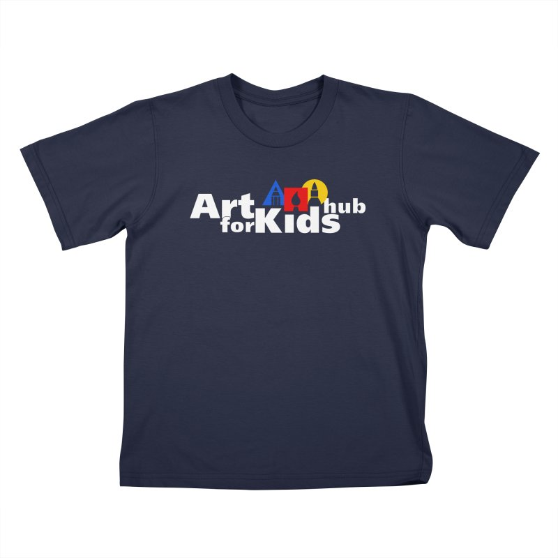 Art For Kids Hub Kids T-shirt by Art For Kids Hub Store