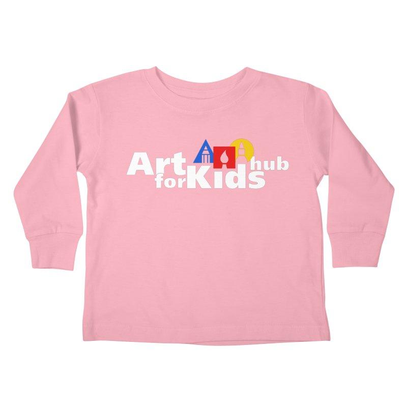 Art For Kids Hub Kids Toddler Longsleeve T-Shirt by Art For Kids Hub Store