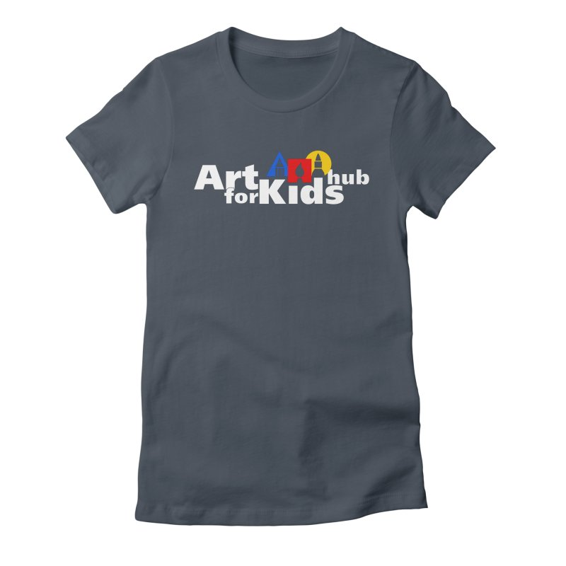 Art For Kids Hub Women's Fitted T-Shirt by Art For Kids Hub Store
