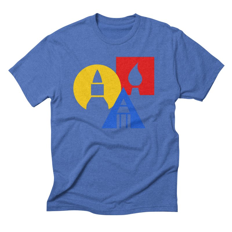 Art For Kids Hub - Icon Men's Triblend T-shirt by Art For Kids Hub Store