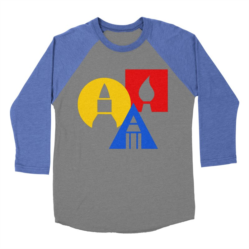 Art For Kids Hub - Icon Women's Baseball Triblend T-Shirt by Art For Kids Hub Store