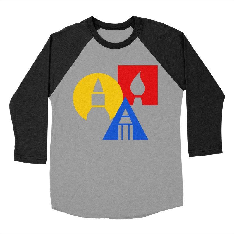 Art For Kids Hub - Icon Women's Baseball Triblend T-Shirt by Art For Kids Hub Store