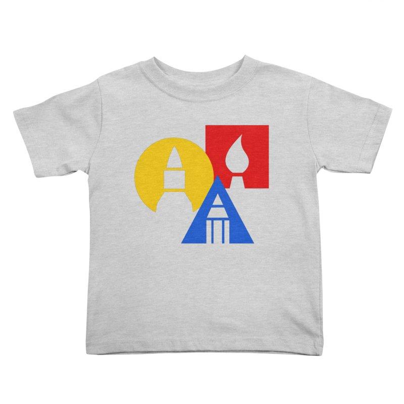 Art For Kids Hub - Icon Kids Toddler T-Shirt by Art For Kids Hub Store