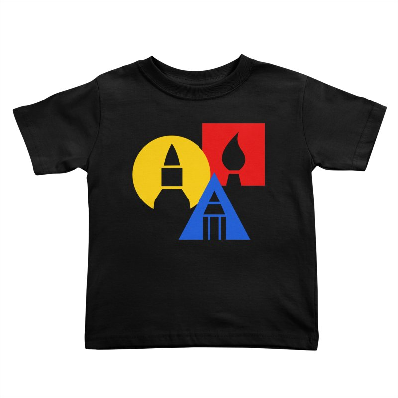 Art For Kids Hub - Icon Kids Toddler T-Shirt by Art For Kids Hub Store