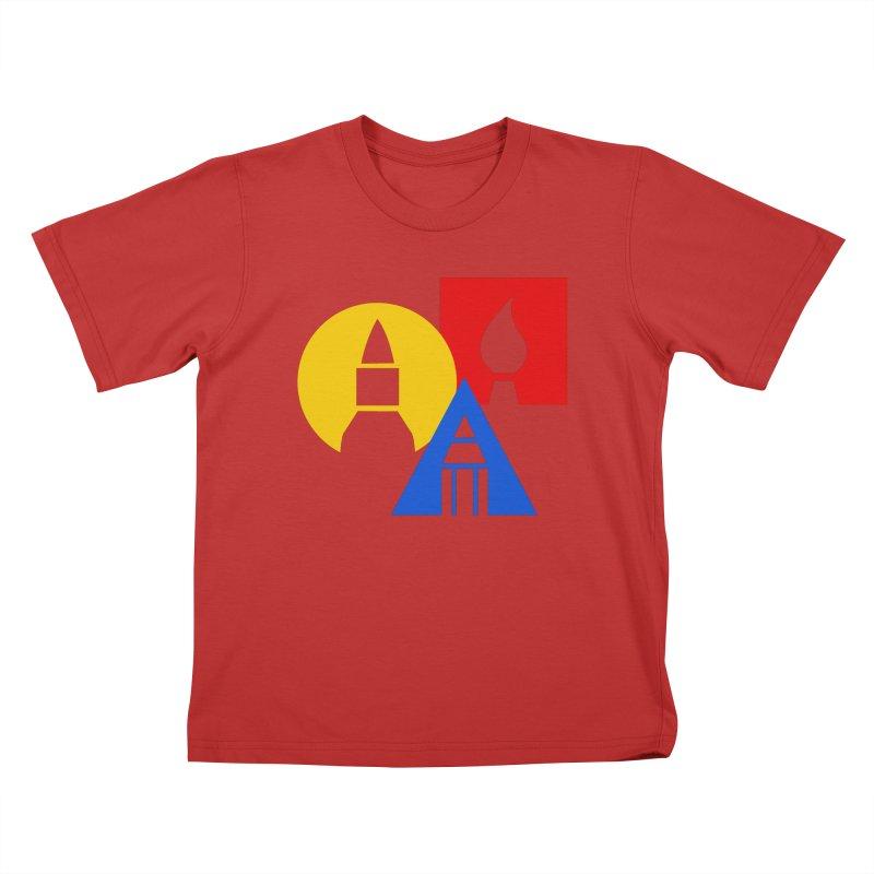 Art For Kids Hub - Icon Kids T-Shirt by Art For Kids Hub Store