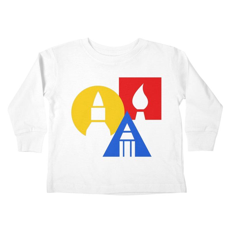 Art For Kids Hub - Icon Kids Toddler Longsleeve T-Shirt by Art For Kids Hub Store