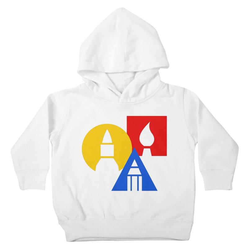 Art For Kids Hub - Icon Kids Toddler Pullover Hoody by Art For Kids Hub Store