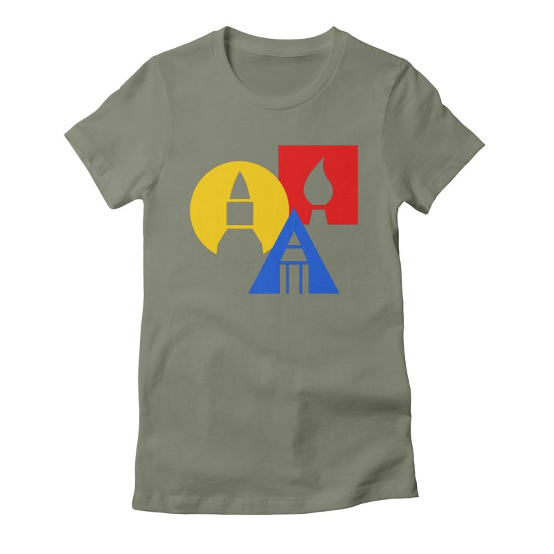 Art For Kids Hub - Icon Women's Fitted T-Shirt by Art For Kids Hub Store
