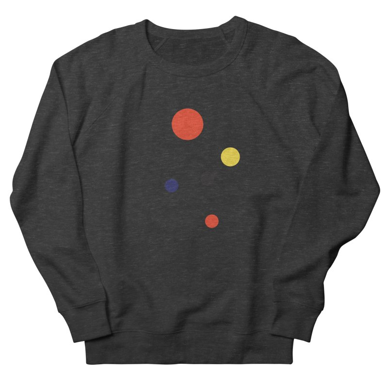 5 Planets Women's French Terry Sweatshirt by SuperOpt Shop