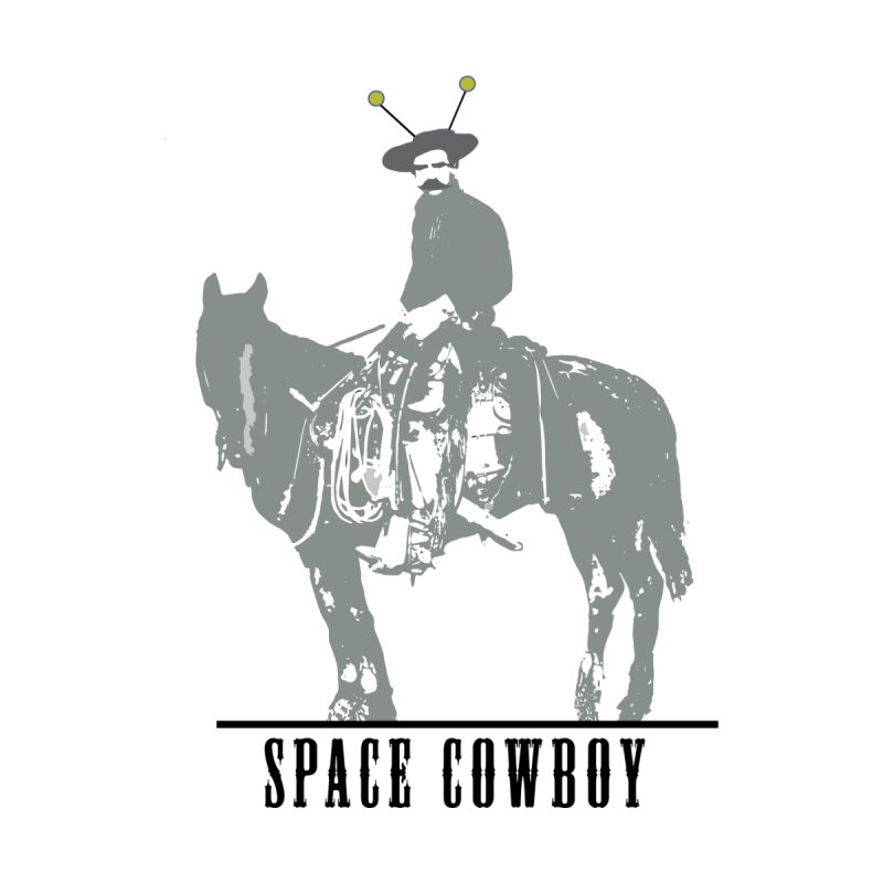 Space Cowboy by SuperOpt Shop