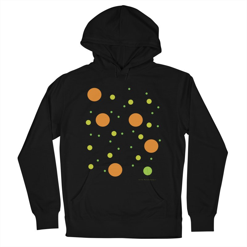 Galaxy5 Women's French Terry Pullover Hoody by SuperOpt Shop