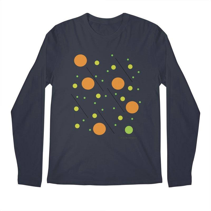 Galaxy5 Men's Regular Longsleeve T-Shirt by SuperOpt Shop