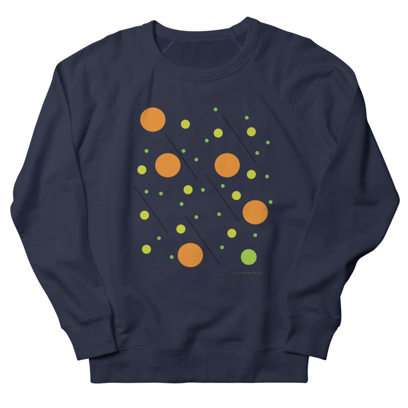 Galaxy5 Men's French Terry Sweatshirt by SuperOpt Shop