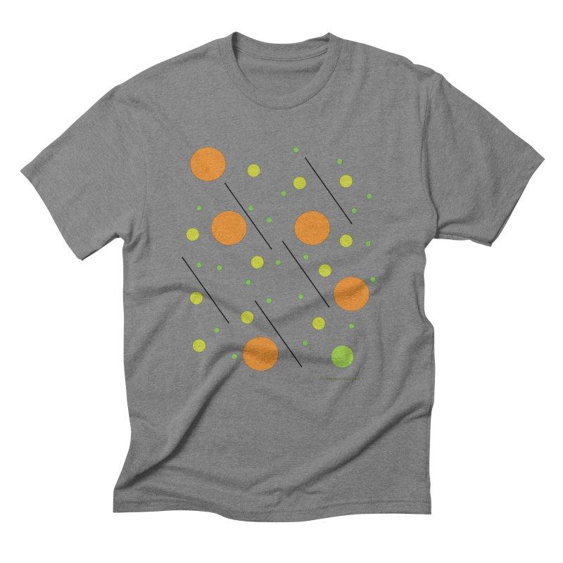Galaxy5 Men's Triblend T-Shirt by SuperOpt Shop