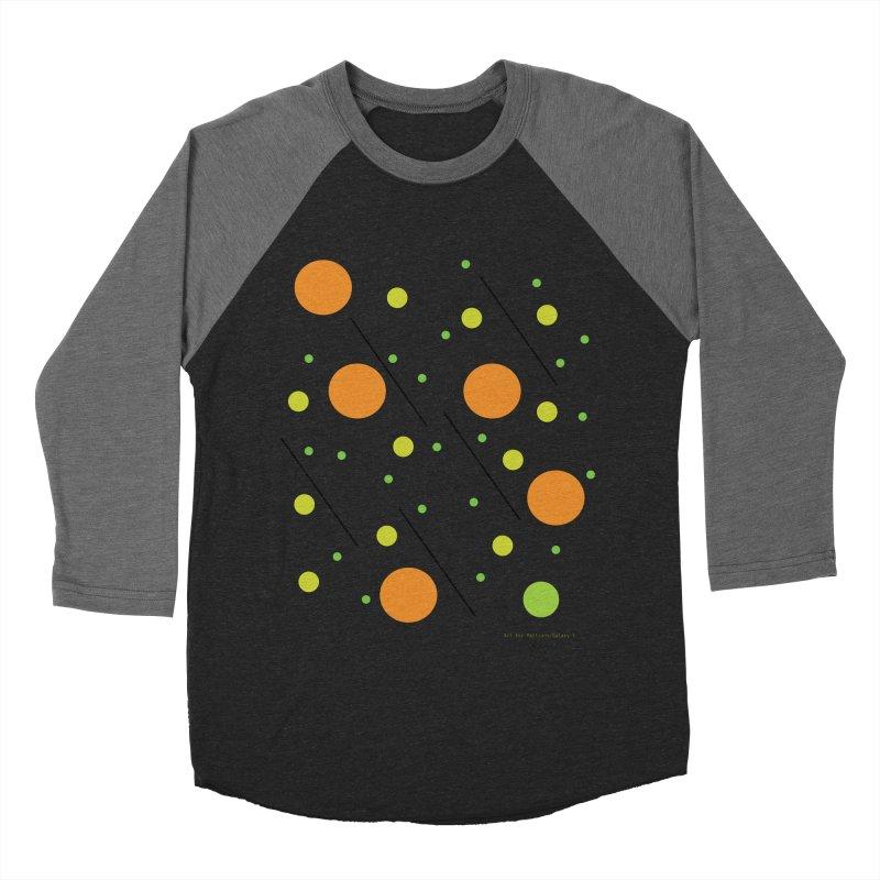 Galaxy5 Women's Baseball Triblend Longsleeve T-Shirt by SuperOpt Shop