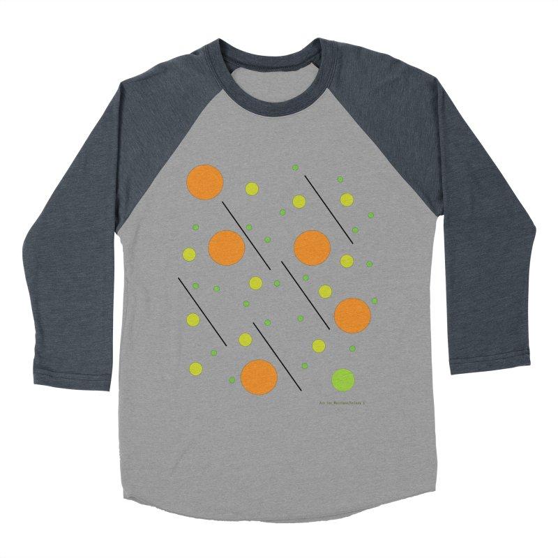 Galaxy5 Men's Baseball Triblend Longsleeve T-Shirt by SuperOpt Shop