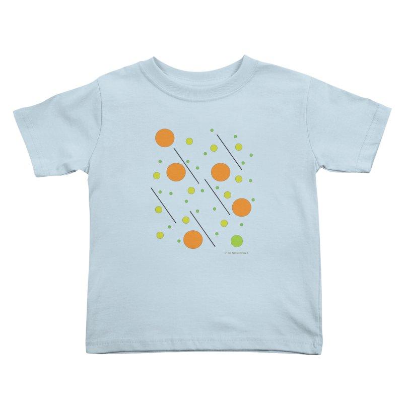 Galaxy5 Kids Toddler T-Shirt by SuperOpt Shop