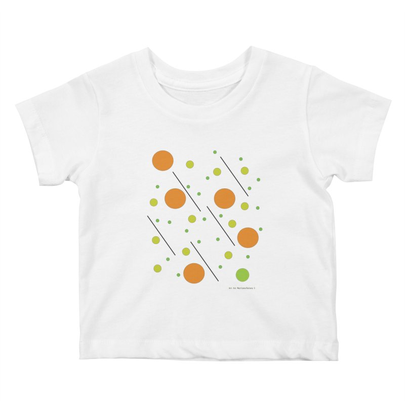 Galaxy5 Kids Baby T-Shirt by SuperOpt Shop
