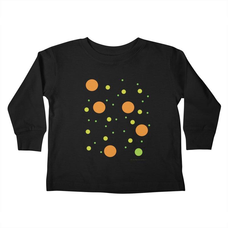 Galaxy5 Kids Toddler Longsleeve T-Shirt by SuperOpt Shop