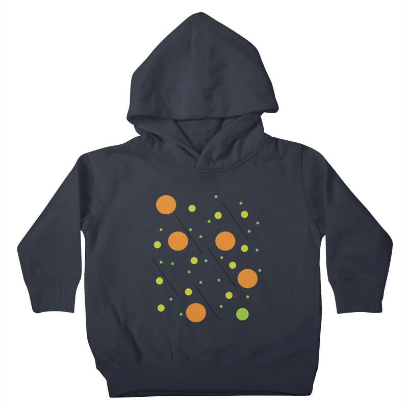 Galaxy5 Kids Toddler Pullover Hoody by SuperOpt Shop
