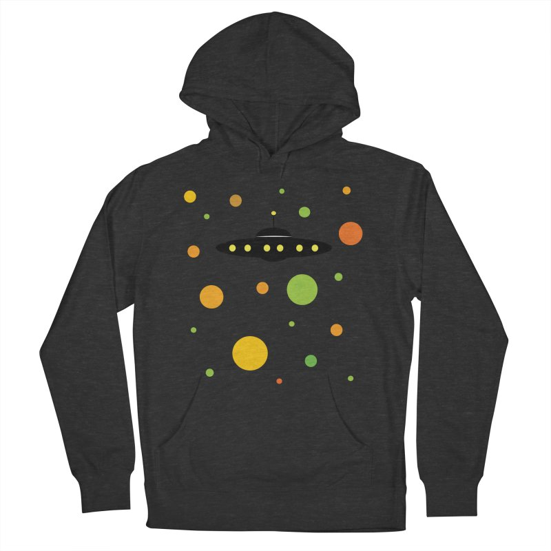 Among friends Women's French Terry Pullover Hoody by SuperOpt Shop