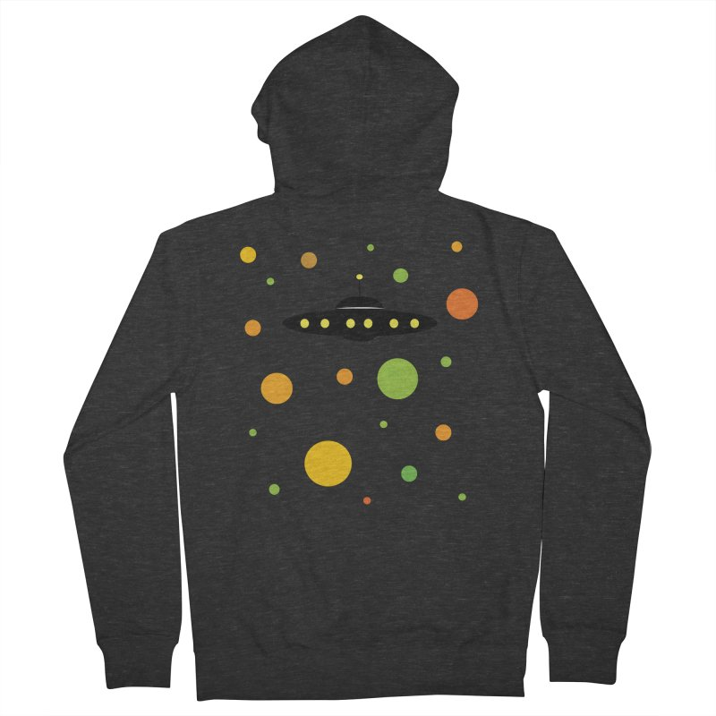 Among friends Men's French Terry Zip-Up Hoody by SuperOpt Shop