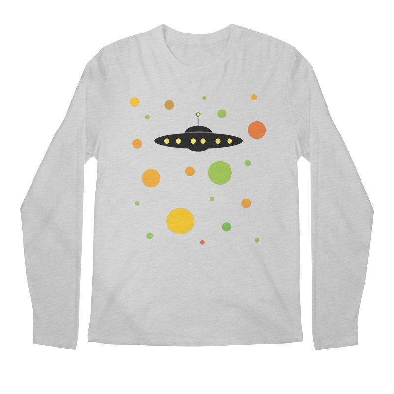 Among friends Men's Regular Longsleeve T-Shirt by SuperOpt Shop
