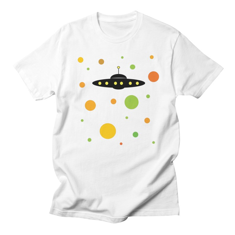 Among friends in Men's Regular T-Shirt White by SuperOpt Shop