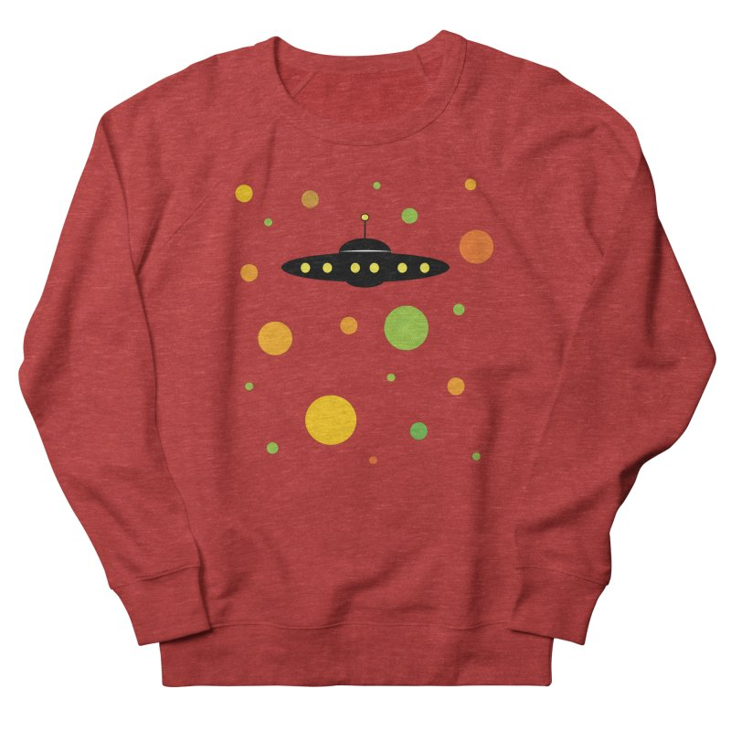 Among friends Women's French Terry Sweatshirt by SuperOpt Shop