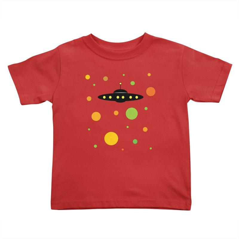 Among friends Kids Toddler T-Shirt by SuperOpt Shop