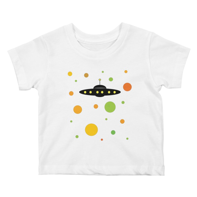Among friends Kids Baby T-Shirt by SuperOpt Shop