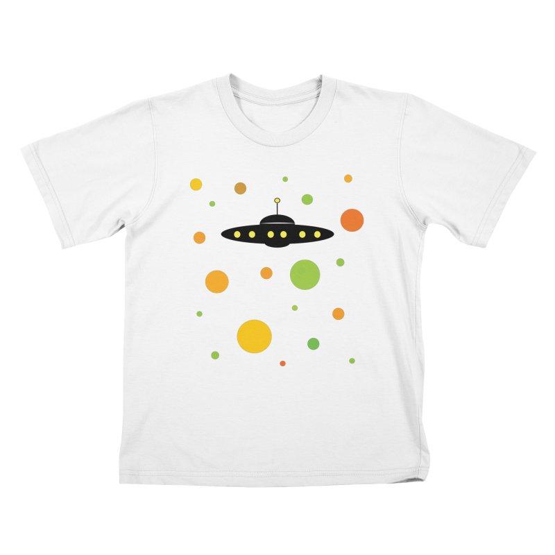 Among friends Kids T-Shirt by SuperOpt Shop