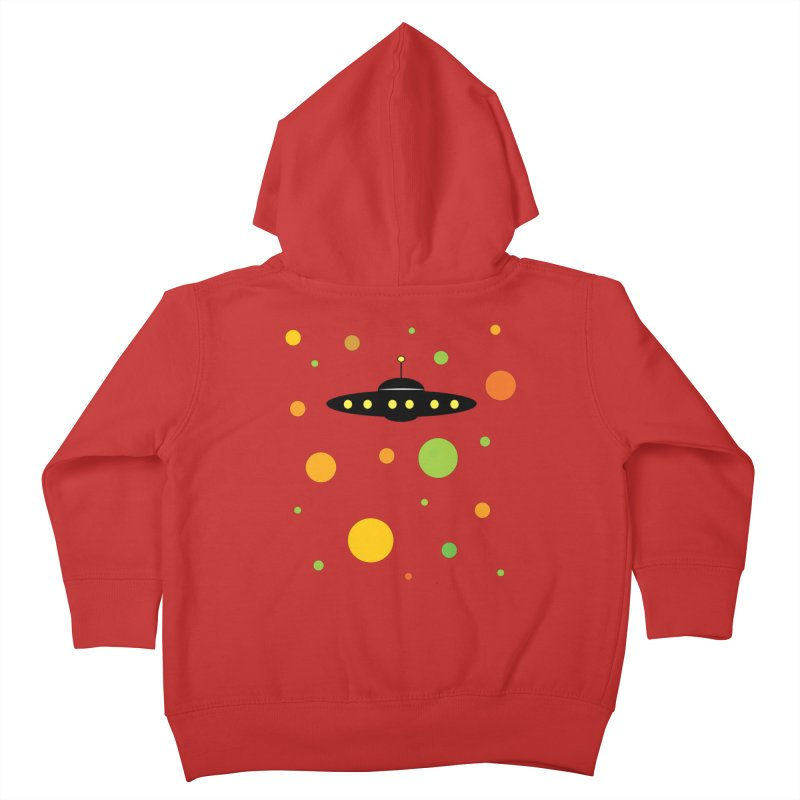 Among friends Kids Toddler Zip-Up Hoody by SuperOpt Shop