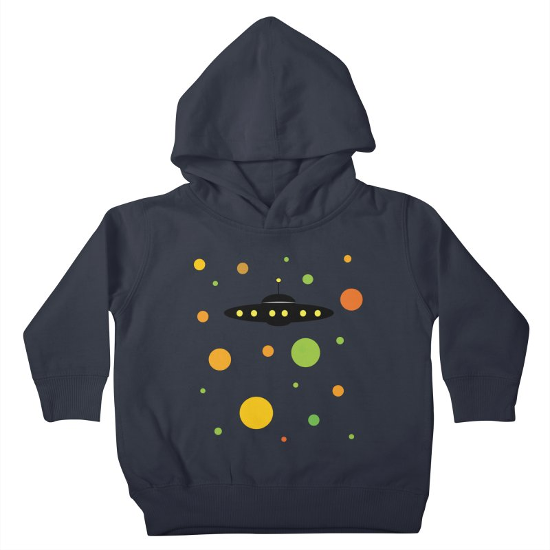 Among friends Kids Toddler Pullover Hoody by SuperOpt Shop