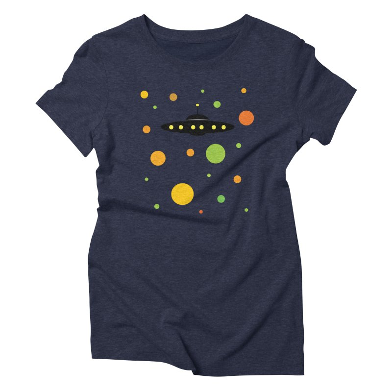 Among friends Women's Triblend T-Shirt by SuperOpt Shop