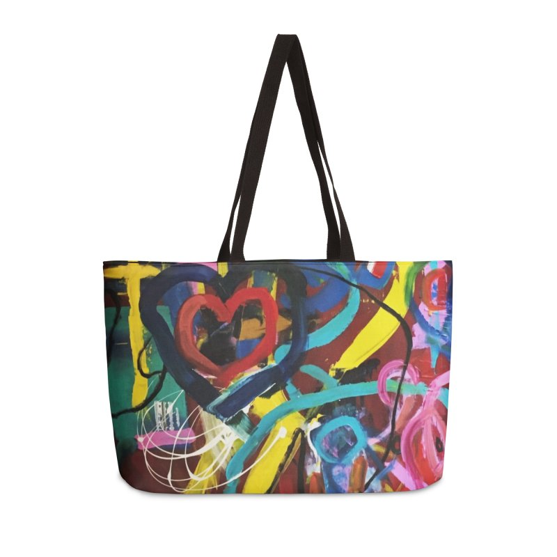 Grafitti No Lessons. Accessories Bag by Art Gallery By Z
