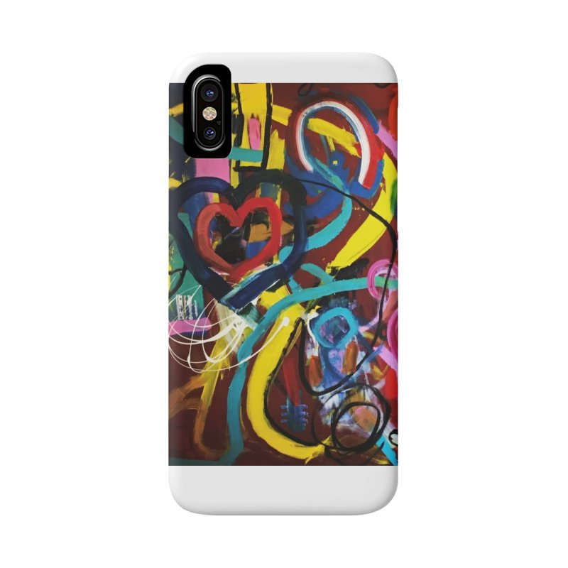 Grafitti No Lessons. Accessories Phone Case by Art Gallery By Z