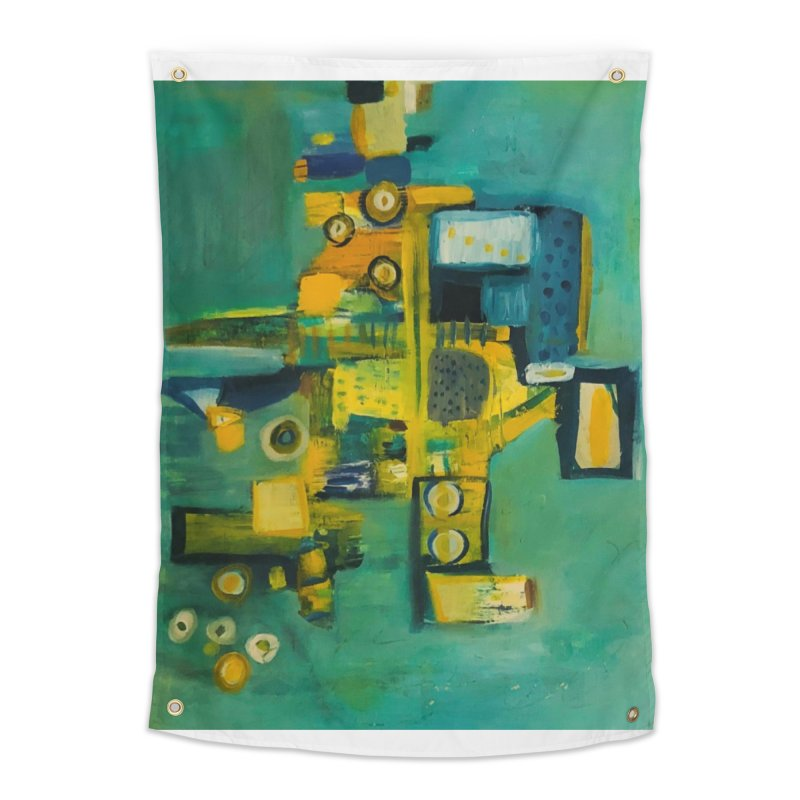 #9 says Kevin. Home Tapestry by Art Gallery By Z