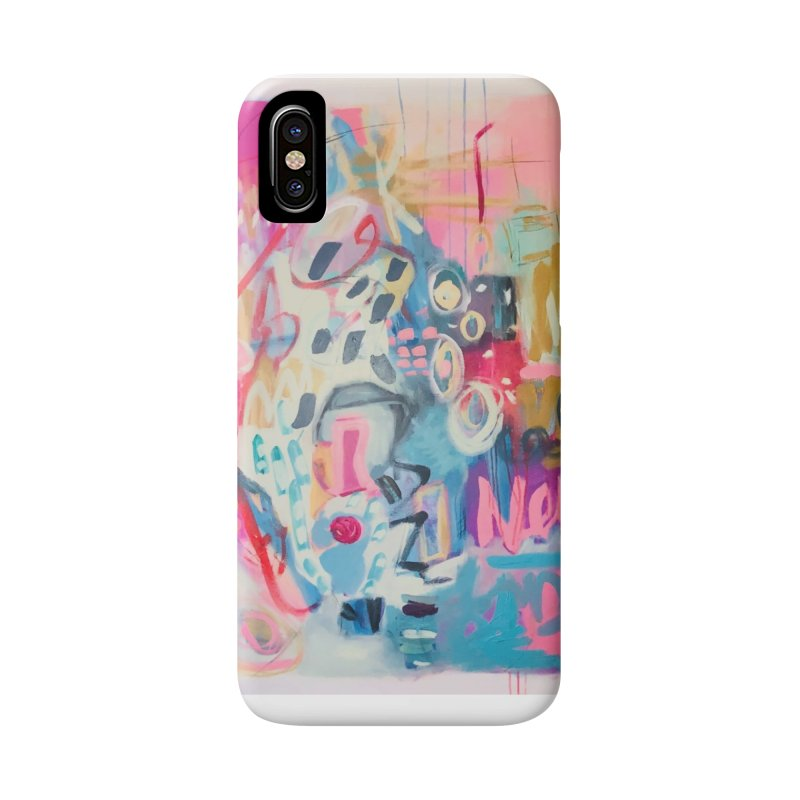 She could drag me over a rainbow. Accessories Phone Case by Art Gallery By Z