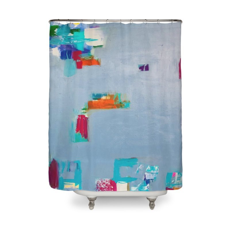 Humble and Kind Home Shower Curtain by Art Gallery By Z
