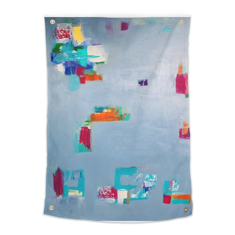 Humble and Kind Home Tapestry by Art Gallery By Z